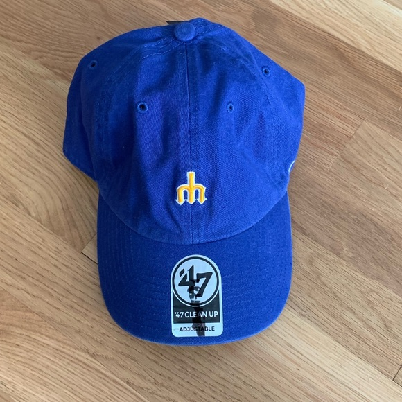 info for 9d07c 7f967 Seattle Mariners  47 Brand Hat